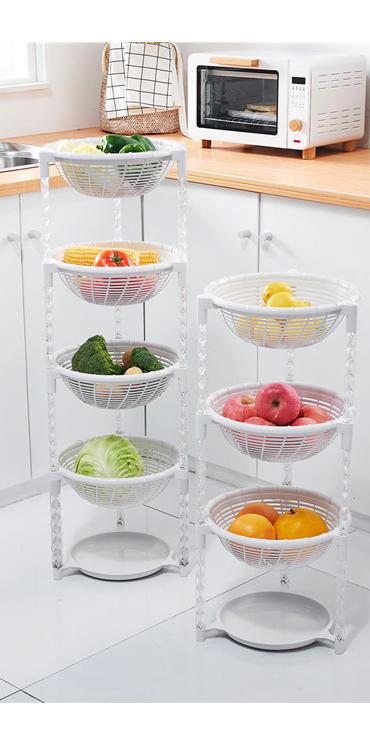 Uncluttered Designs Stacking Baskets
